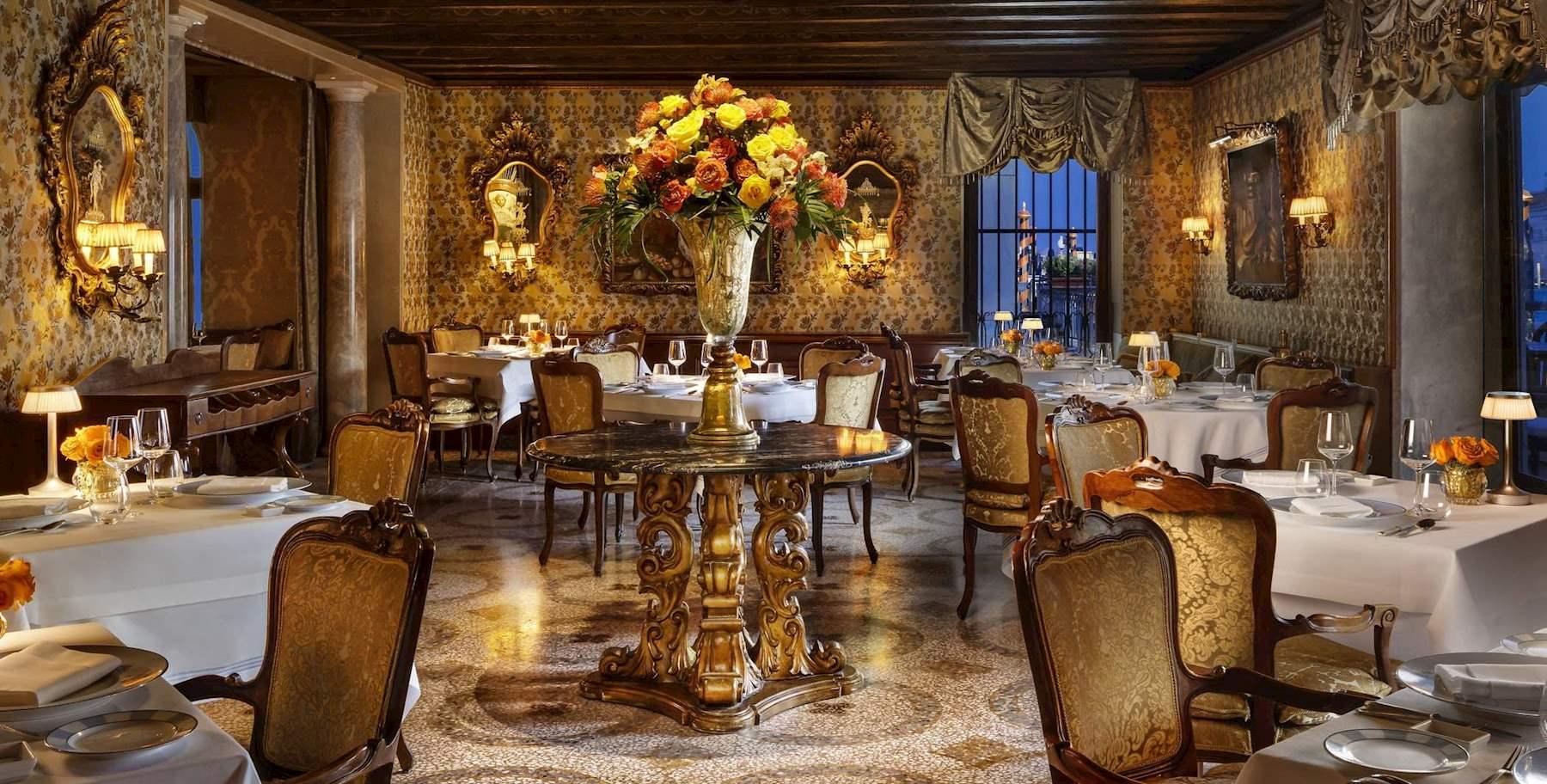Club Del Doge Restaurant Fine Dining In Venice Venice